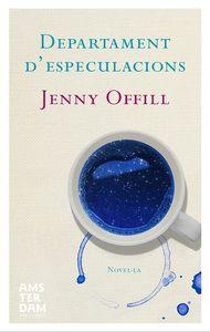 DEPARTAMENT D'ESPECULACIONS, 2a ED.: portada