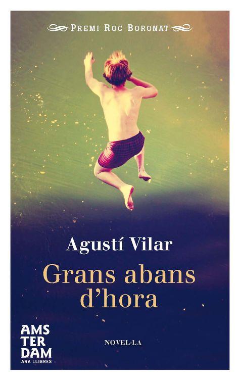 GRANS ABANS D'HORA: portada