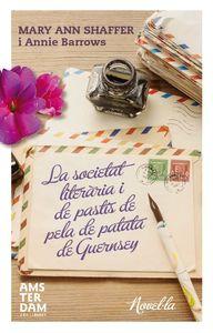 SOCIETAT LITERÀRIA I DE PASTIS DE PELA DE PATATA DE GUERNSEY: portada