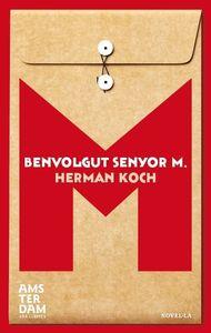 BENVOLGUT SENYOR M.: portada