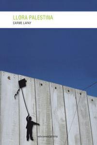 Llora Palestina: portada
