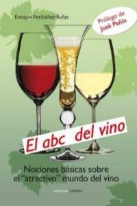 ABC del vino, El: portada