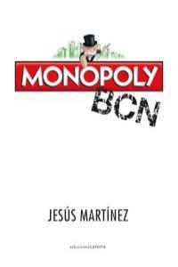 Monopoly BCN: portada