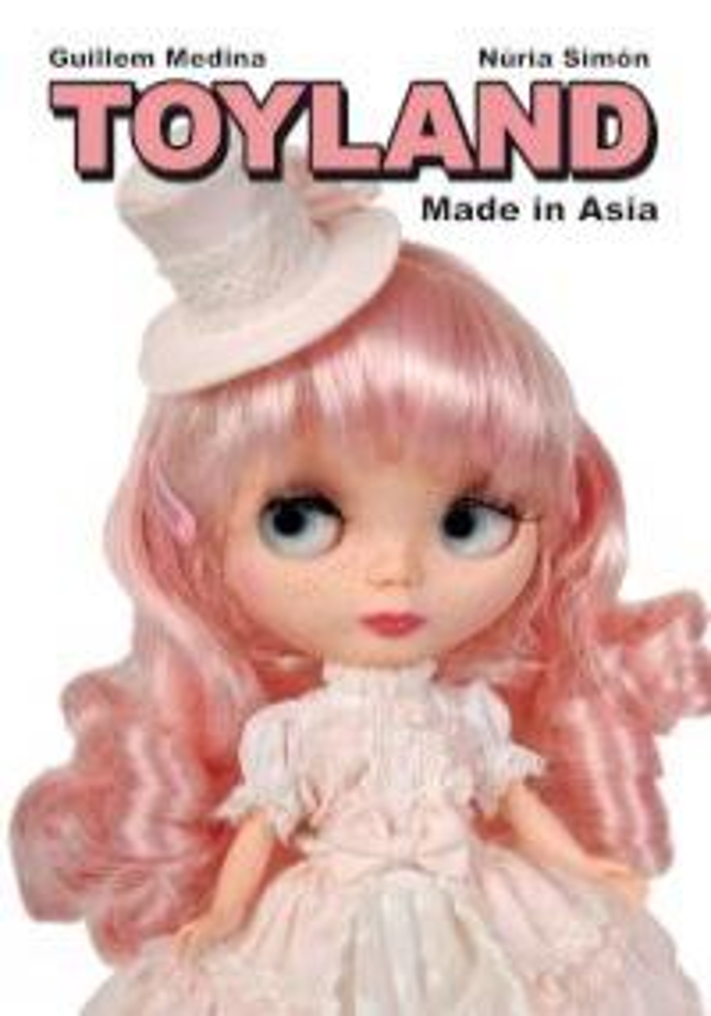 TOYLAND MADE IN ASIA: portada