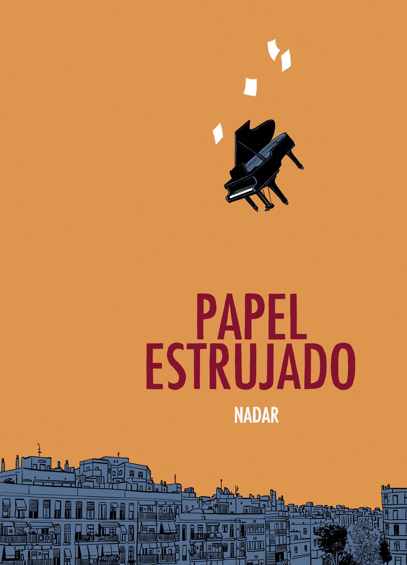 PAPEL ESTRUJADO 2ª ED.: portada