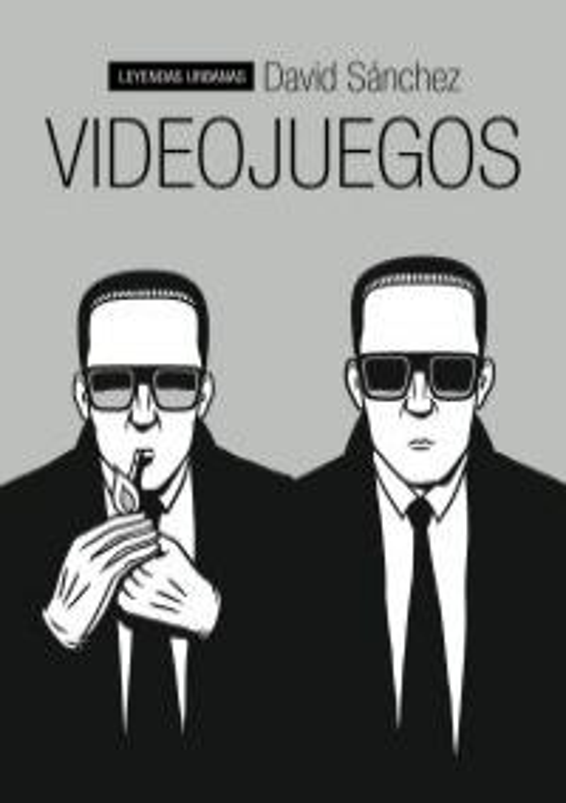 VIDEOJUEGOS: portada