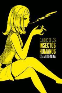 EL LIBRO DE LOS INSECTOS HUMANOS: portada