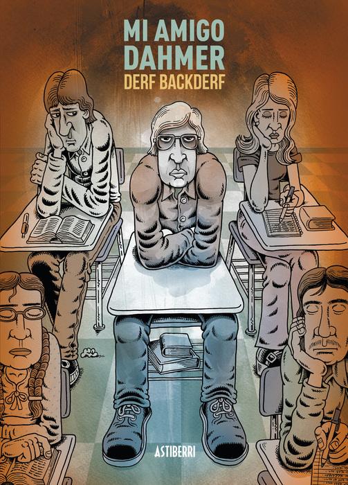 MI AMIGO DAHMER 2ª ED.: portada