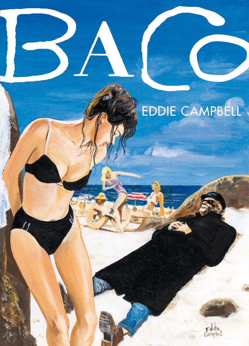 BACO 2: portada