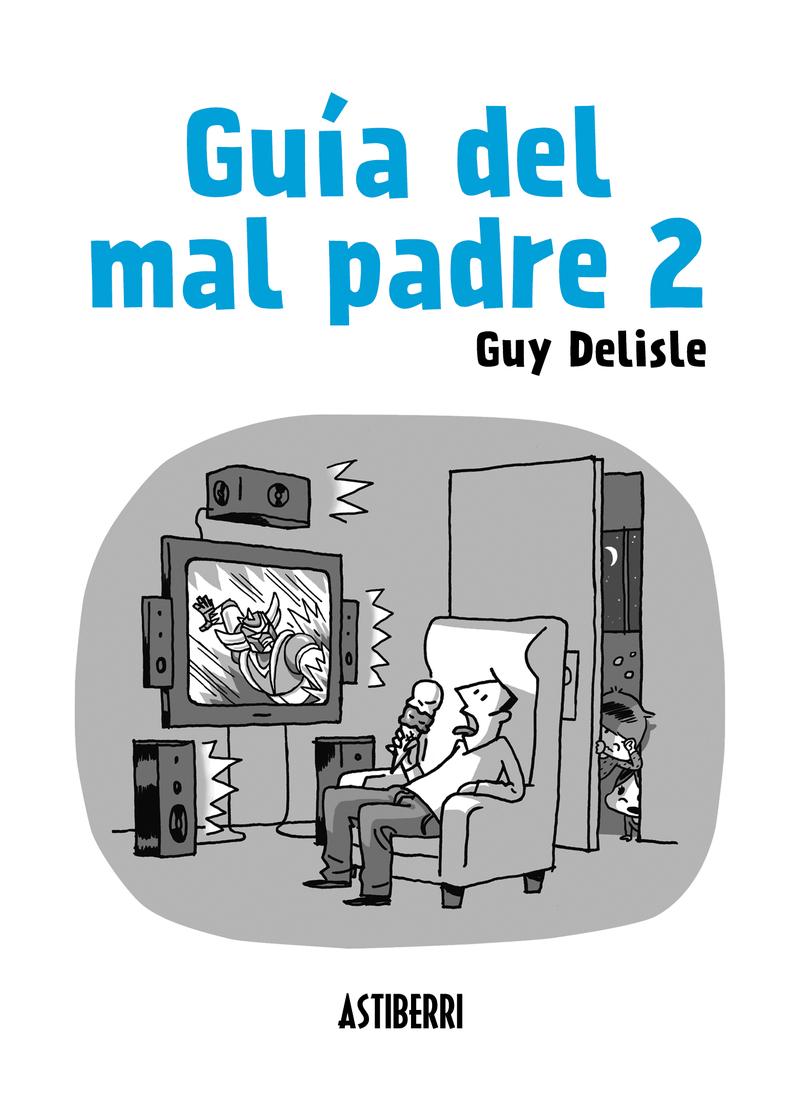 GUíA DEL MAL PADRE 2: portada
