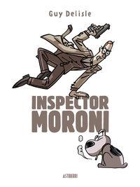 INSPECTOR MORONI: portada