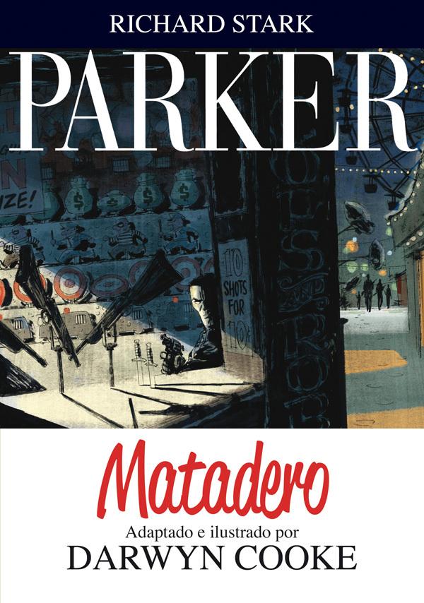 PARKER 4. MATADERO: portada