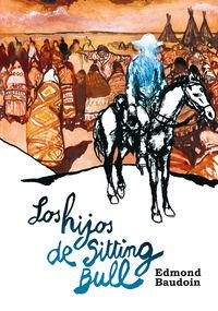 LOS HIJOS DE SITTING BULL: portada