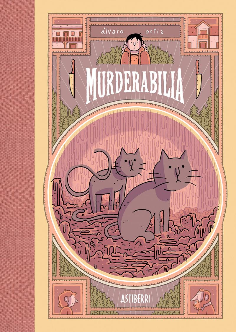 MURDERABILIA: portada