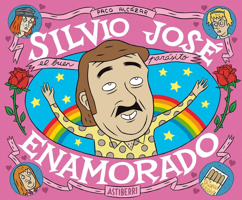 SILVIO JOSÉ, ENAMORADO: portada