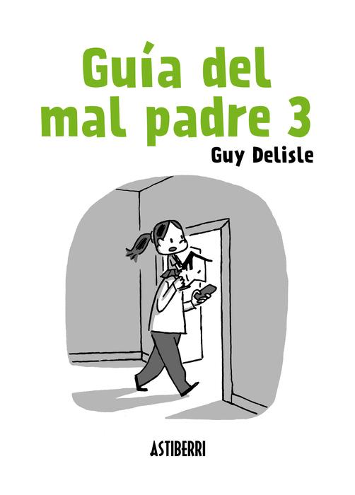 GUÍA DEL MAL PADRE 3: portada