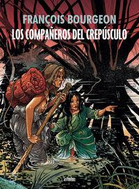 LOS COMPAÑEROS DEL CREPÚSCULO: portada