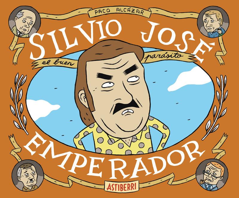 SILVIO JOSÉ, EMPERADOR: portada