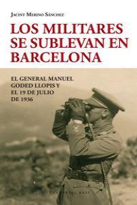 LOS MILITARES SE SUBLEVAN EN BARCELONA: portada