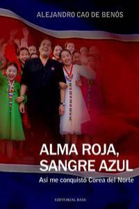 ALMA ROJA, SANGRE AZUL: portada