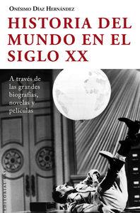 HISTORIA DEL MUNDO EN EL SIGLO XX: portada