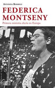 Federica Montseny: portada