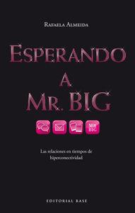 ESPERANDO A MR. BIG: portada
