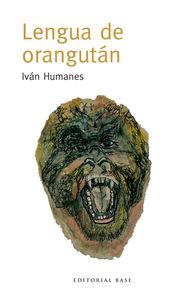 Lengua de orangután: portada