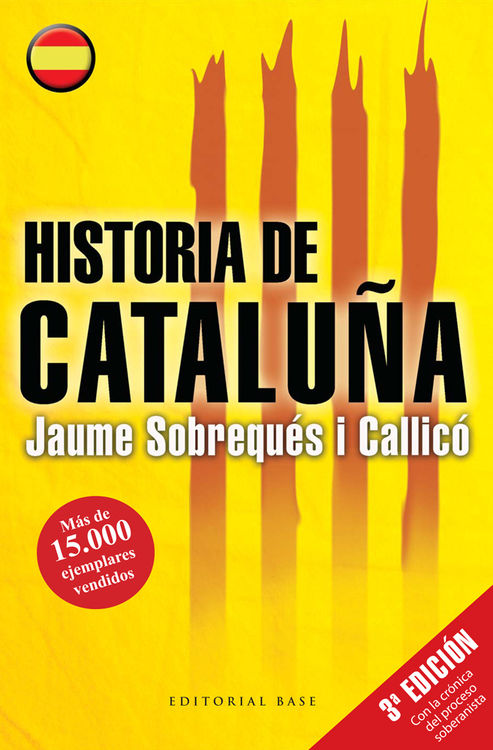 Historia de Cataluña (NE): portada