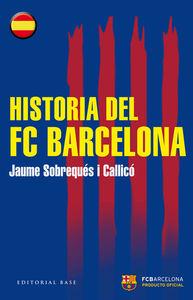 Historia del FC Barcelona: portada