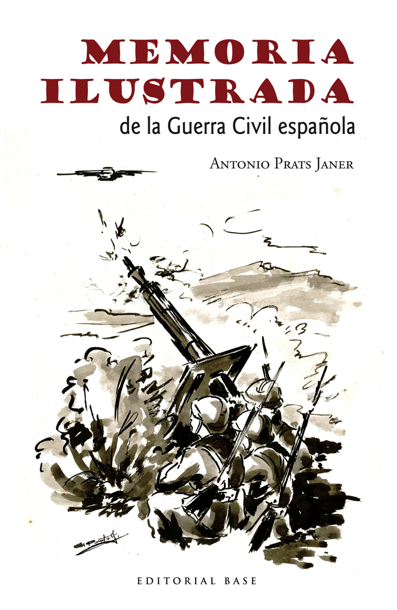 Memoria ilustrada de la Guerra Civil: portada