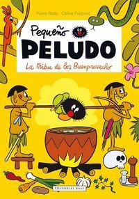 La tribu de los Buenprovecho: portada