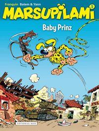 Marsupilami 5 - Baby Prinz: portada