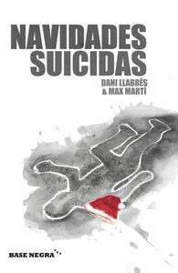 Navidades suicidas: portada