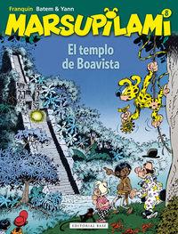 El templo de Boavista: portada