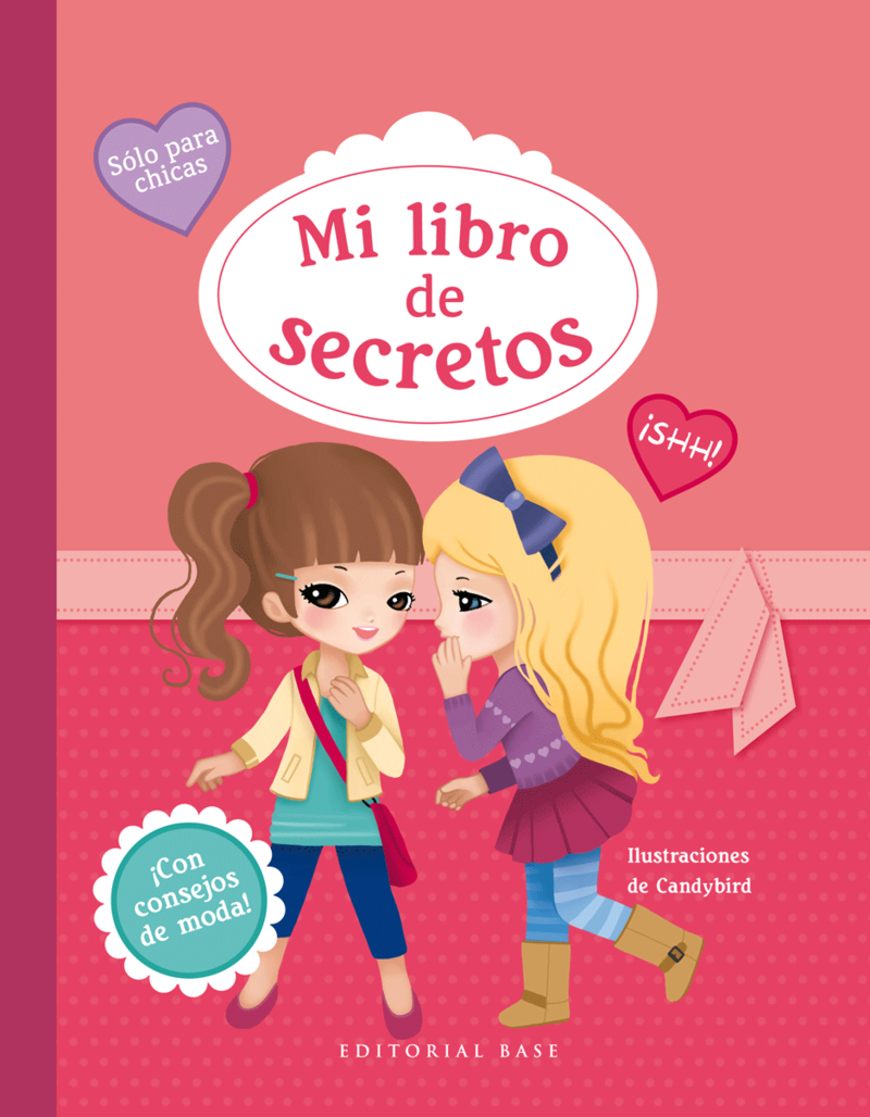Mi libro de secretos: portada