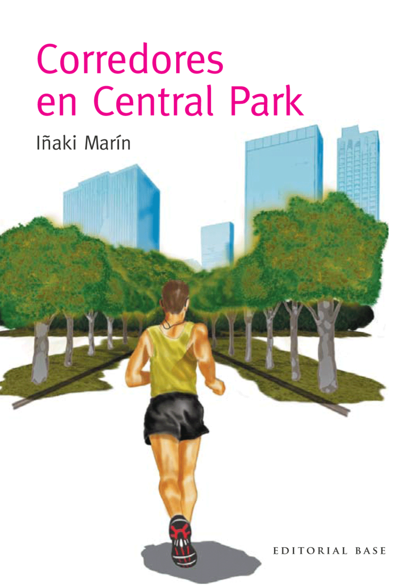 Corredores de Central Park: portada