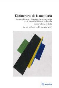 El itinerario de la memoria (Vol. II): portada