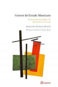 Génesis del Estado Minotauro: portada