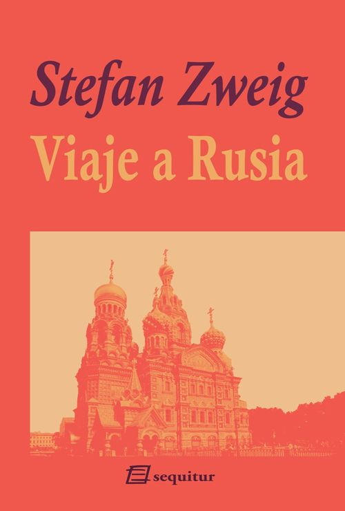 Viaje a Rusia: portada