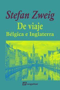 De viaje I - Bélgica e Inglaterra: portada