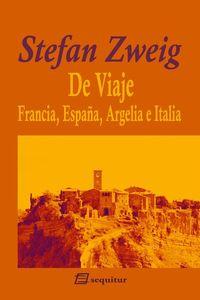 De viaje II - Francia, España, Argelia e Italia: portada
