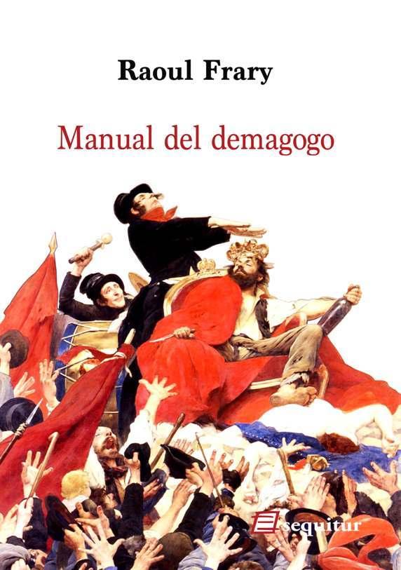 Manual del demagogo 3ªED: portada