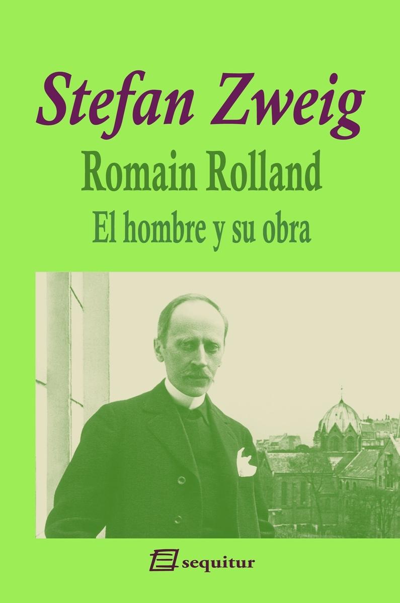 Romain Rolland - El hombre y su obra: portada