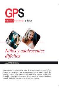 NIÑOS Y ADOLESCENTES DIFÍCILES: portada