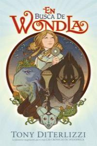 En busca de Wondla: portada