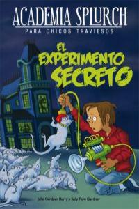 El experimento secreto: portada