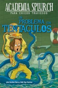 Un problema con tentáculos: portada