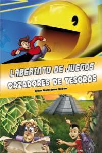 Ómnibus Laberinto de juegos y Cazadores de tesoros: portada