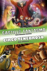 Omnibus Castillo Fantasma y Circo Tenebroso: portada